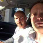 Team GETCHARLIE.de am Rallyeziel 2019
