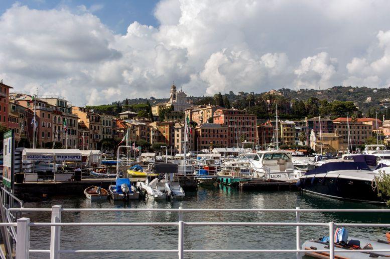 Hafen von Santa Margherita Ligure