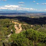 Blick Richtung Süden von Montepulciano aus