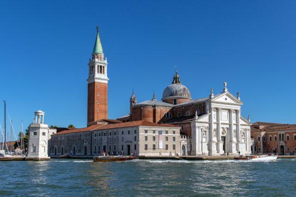 Insel San Giorgio Maggiore in Venedig