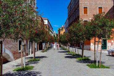 Rio Terrà Foscarini, Venedig