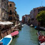 Rio de San Vio, Venedig