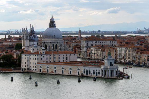 Santa Maria della Salute am Canal Grande, Venedig