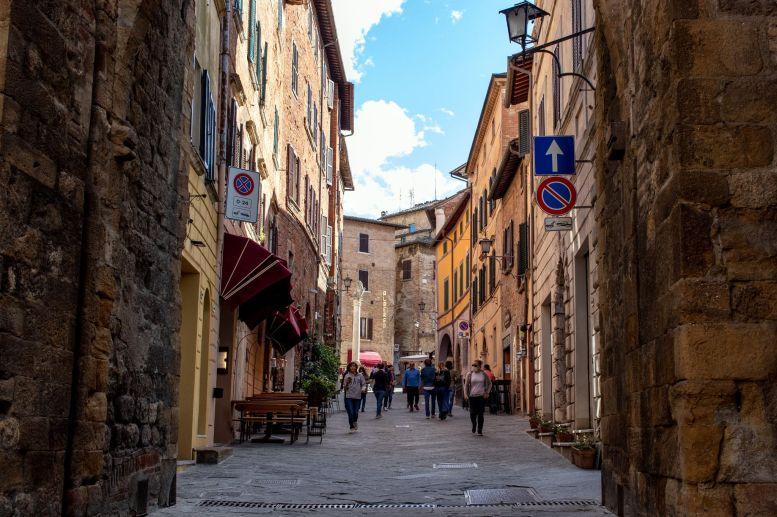Stadttor von Montepulciano