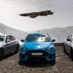 BMW 440i, Ford Focus RS und M4 Competition auf dem Timmelsjoch