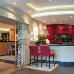 Lobby Hotel Romantischer Winkel