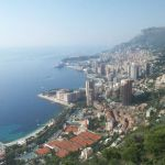 Ausblick Monaco Hotel