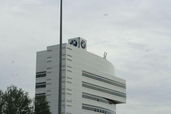 BMW Mailand