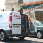 Ladungssicherung in Frankreich