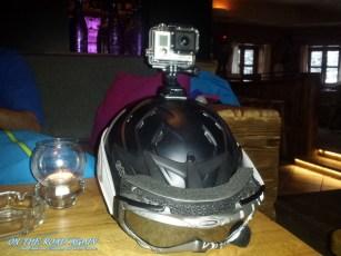 GoPro mit Helmmount