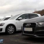 Audi A4, Golf GTI, BMW 335d