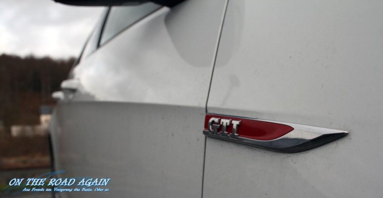 Golf GTI VII Logo