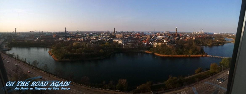 Kopenhagen City Panorama