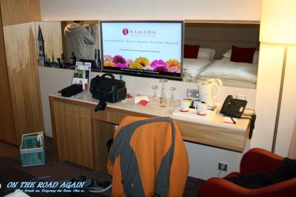 Ramada München Messe Zimmer