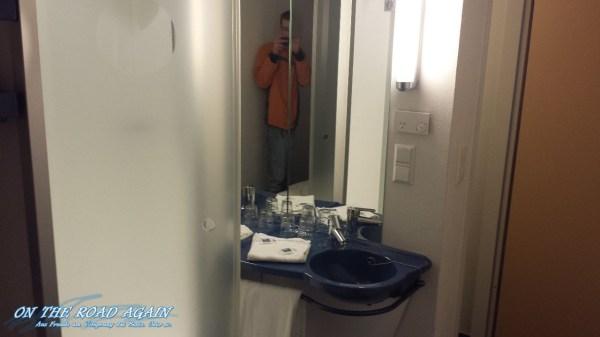 Waschbecken Ibis Hotel Handewitt