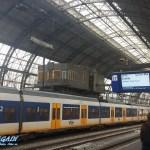 Amsterdam Bahnhof Gleis 11