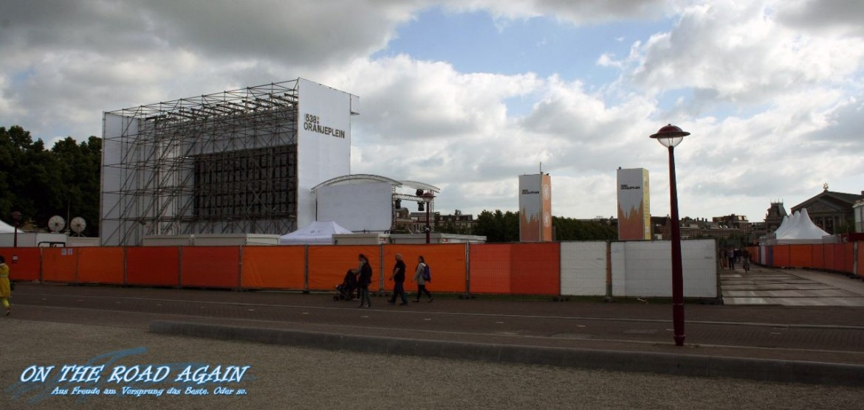 Amsterdam Oranjepleijn