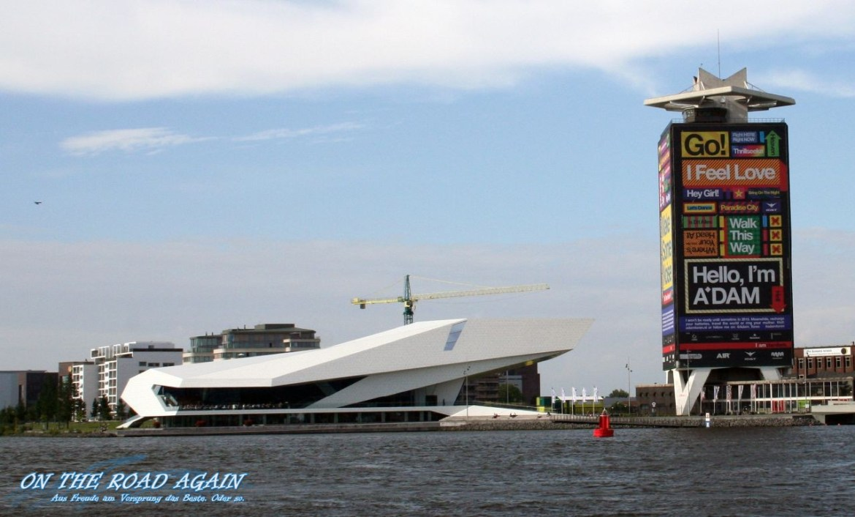 Eye Filmmusuem Amsterdam