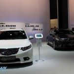 Honda Messestand