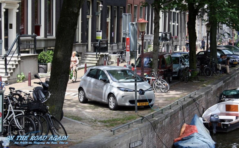 Renault Zoe in Amsterdam