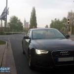 Audi A5 Sportback beim Luftfahrtmuseum Laatzen