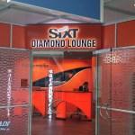 Sixt Diamond Lounge am MUC