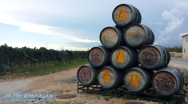 Weingut in Binisalem