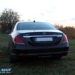 Mercedes-Benz S-Klasse Heck