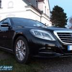 Mercedes-Benz S-Klasse von vorn