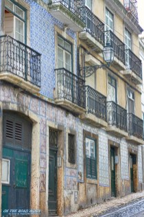 Azulejo Lissabon