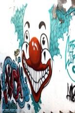 Grafiti Clown Lissabon