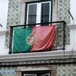 Kachelfassaden in Lissabon