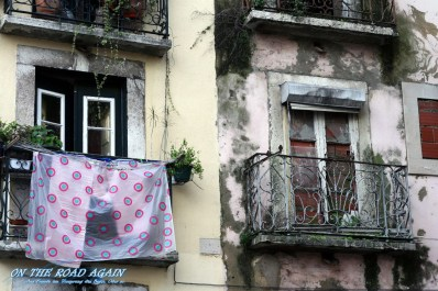 Kontraste in Lissabon