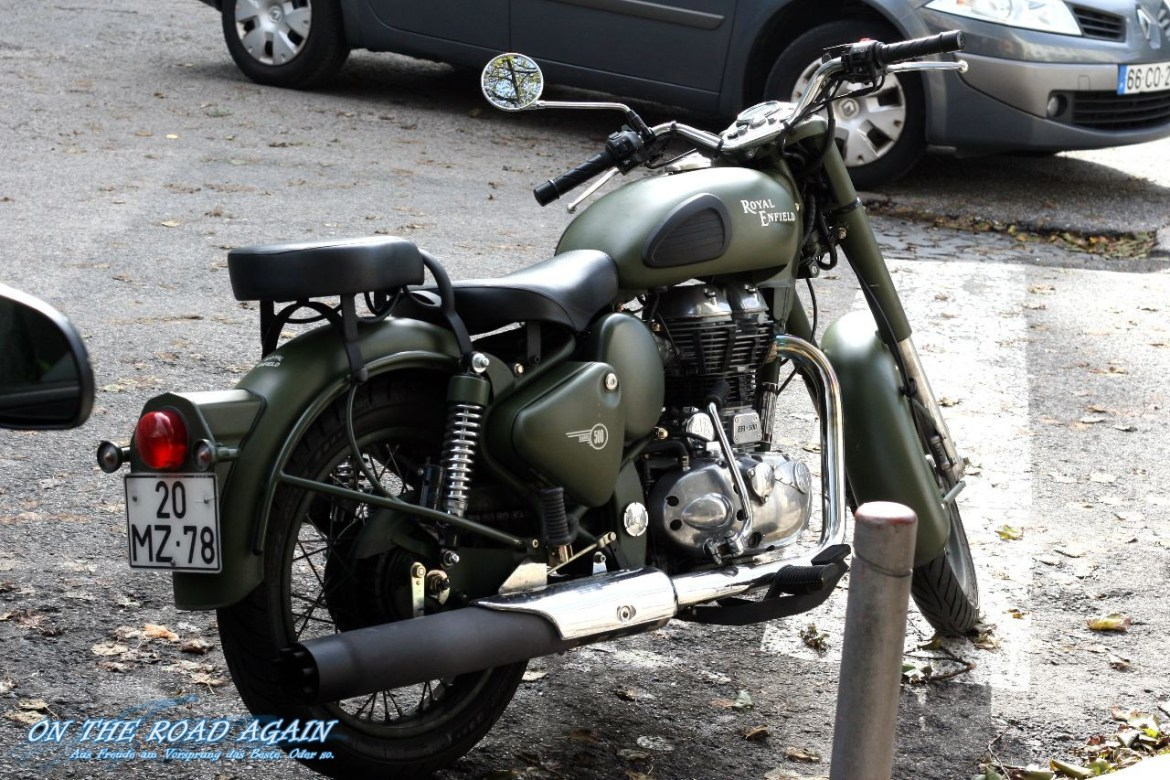 Royal Enfield 500