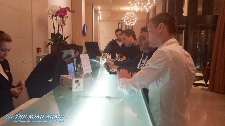 Hotel Florenz Easter Rallye 2015