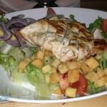 Caesar Salad bei Schweinske Hamburg Atlona