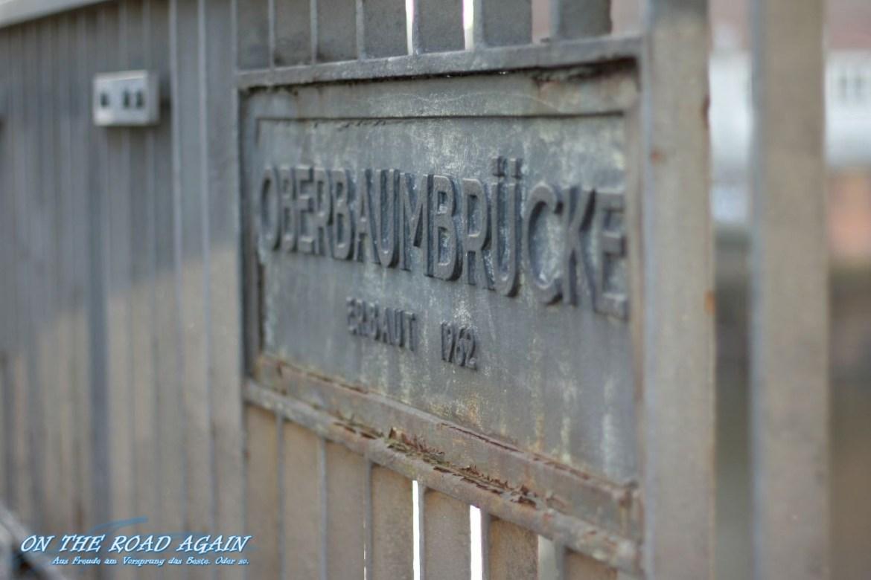 Oberbaumbrücke Hamburg