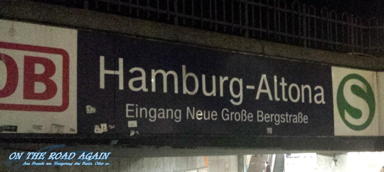 S-Bahnhaltestelle Hamburg Altona