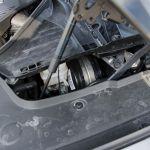 BMW 760i Motorraum Seitenansicht