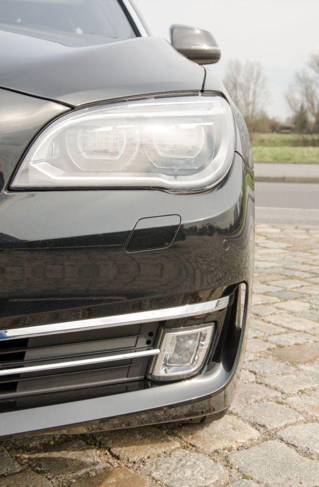 BMW 760i LED Scheinwerfer