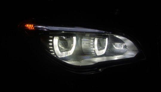 BMW 760i LED Scheinwerfer Abblendlicht