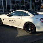 AMG Performance Tour – SL 63 AMG Seitenlinie