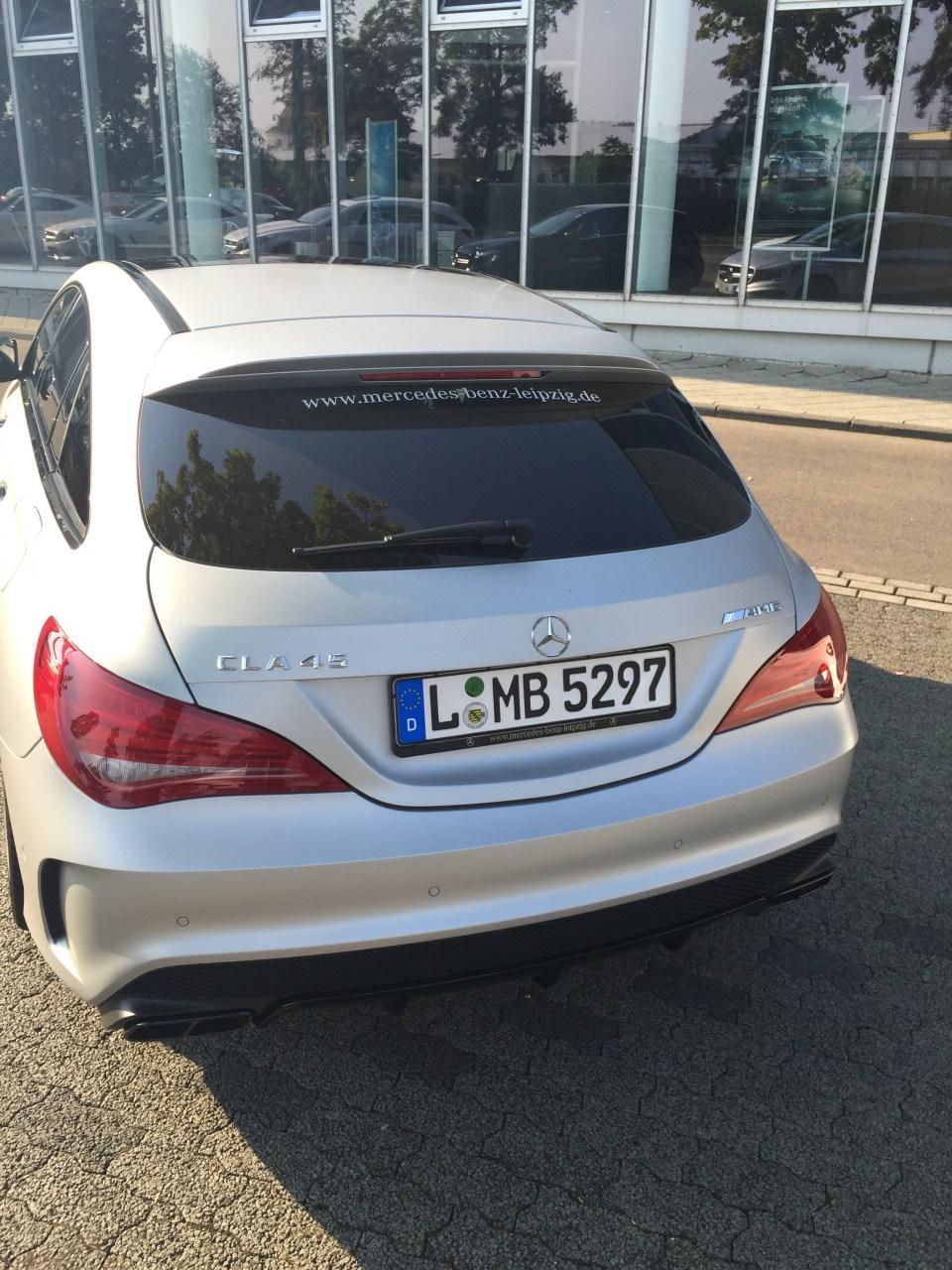 Mercedes-Benz AMG Performance Tour - CLA 45 AMG
