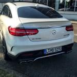 Mercedes-Benz AMG Performance Tour – GLE 63 S Coupé