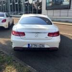 Mercedes-Benz AMG Performance Tour - S63 AMG Coupé