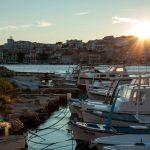 Hafen von Igrane