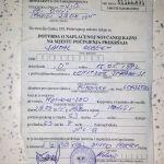 Strafzettel Geschwindigkeit Kroatien