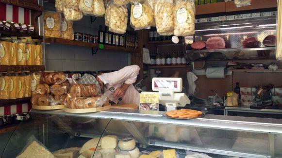 Cosimato Market Trastevere, Roma