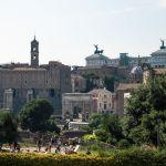 Forum Romanum und Nationalmonument