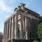 Temple of Antoninus Pius